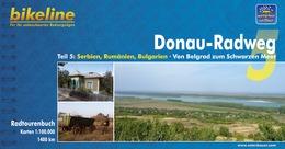 Fietsgids Donauradweg 5 von Belgrad zum Schwarzen Meer Belgrado - Zwarte Zee   Bikeline Esterbauer