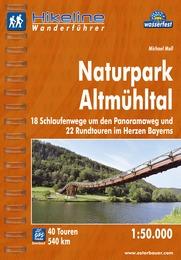 Wandelgids Wanderf�hrer Naturpark Altm�hltal   Hikeline