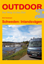Reisgids Zweden - Schweden: Inlandsvägen   Conrad Stein Verlag   Dirk Heckmann