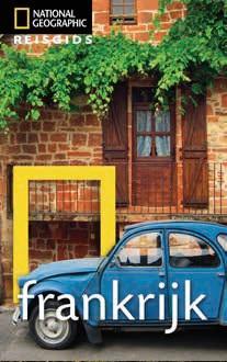 Reisgids Frankrijk   National Geographic