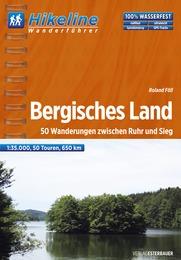 Wandelgids Wanderf�hrer Bergisches Land   Hikeline