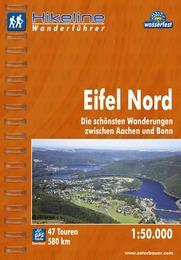Wandelgids Wanderf�hrer Eifel Nord - Noordelijke Eifel    Hikeline