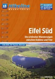 Wandelgids Wanderf�hrer Eifel S�d - Zuidelijke Eifel   Hikeline