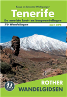 Wandelgids Tenerife   Elmar   Klaus Wolfsperger,Annette Wolfsperger