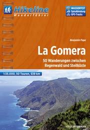 Wandelgids Wanderführer La Gomera   Hikeline