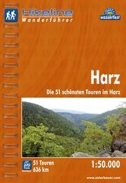Wandelgids Wanderf�hrer Harz   Hikeline