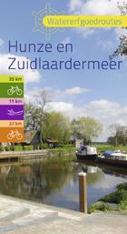 Fietsgids Watererfgoedroutes Hunze en Zuidlaardermeer   In boekvorm