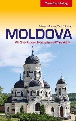 Reisgids Moldavië - Moldova   Trescher Verlag   Frieder Monzer