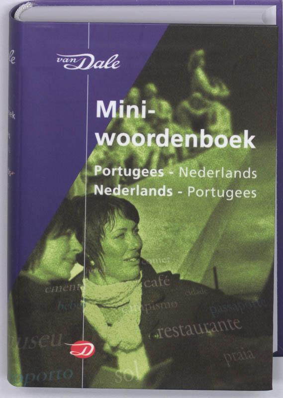 Woordenboek Van Dale Miniwoordenboek Portugees - Taalgids   van Dale