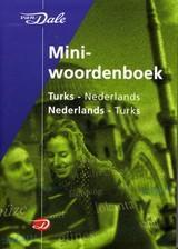 Woordenboek Van Dale Miniwoordenboek Turks - Taalgids   van Dale