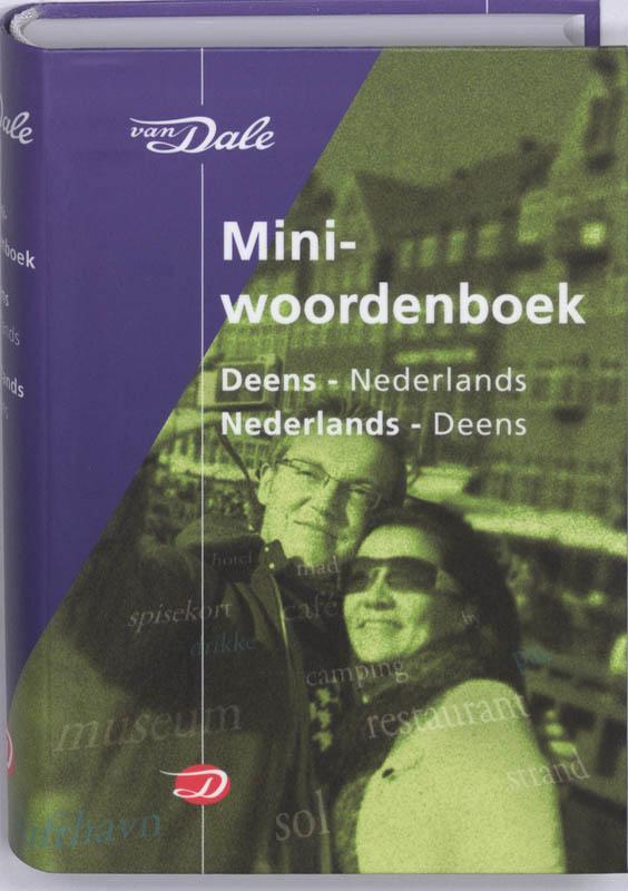 Woordenboek Van Dale Miniwoordenboek Deens - Taalgids   van Dale