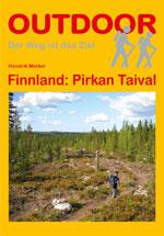 Wandelgids Finland: Pirkan Taival   Conrad Stein Verlag   Hendrik Morkel