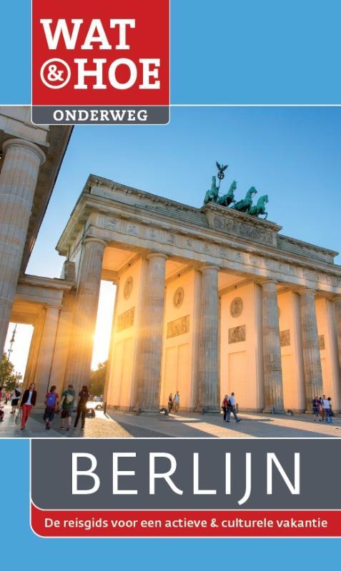 Reisgids Berlijn met Wat en Hoe taalgids Duits (pakket)   Kosmos