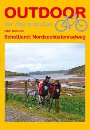 Fietsgids Schotland - Schottland:  Nordseek�stenradweg   Conrad Stein Verlag   Edith Kreutner