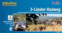 Fietsgids 3-L�nder-Radweg   Bikeline
