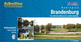 Fietsgids Brandenburg   Bikeline
