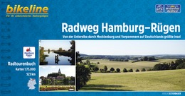 Fietsgids Radweg Hamburg-R�gen   Bikeline