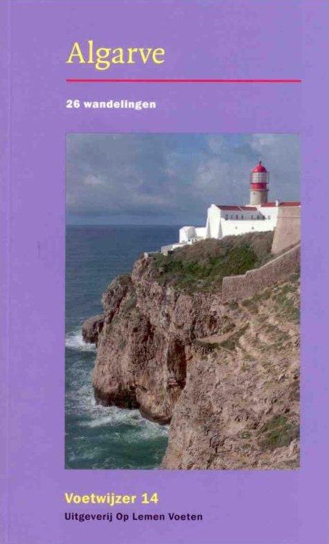 Wandelgids Algarve - 26 wandelingen   Op Lemen Voeten