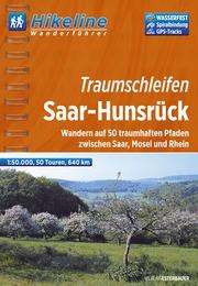 Wandelgids Wanderf�hrer Traumschleifen Saar-Hunsr�ck   Hikeline