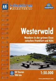 Wandelgids Wanderf�hrer Westerwald   Hikeline