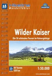 Wandelgids Wanderführer Wilder Kaiser   Hikeline