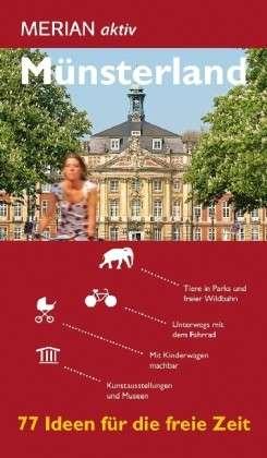 Reisgids Munsterland - M�nsterland   Merian aktiv   Sabine M�ller