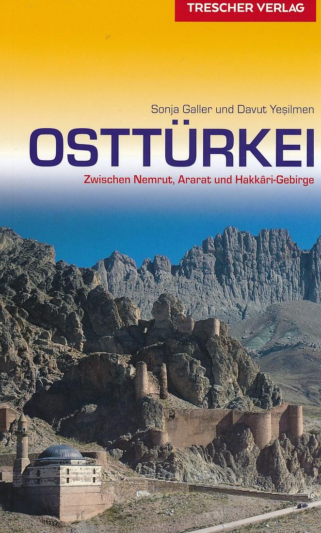 Reisgids Oost Turkije - Osttürkei   Trescher Verlag   Sonja Galler