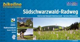 Fietsgids S�dschwarzwald-Radweg   Bikeline