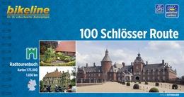 Fietsgids 100 Schl�sser Route   Bikeline