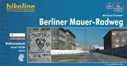 Fietsgids Berliner Mauerradweg - Berlijn   Bikeline