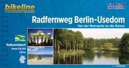 Fietsgids Radfernweg Berlin - Usedom   Bikeline