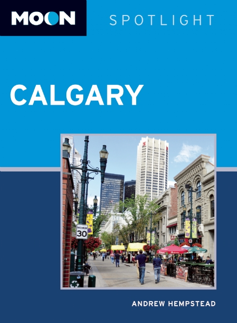 Reisgids Calgary spotlight   Moon Handbooks   Andrew Hempstead