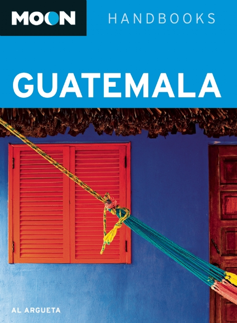 Reisgids Guatemala   Moon Handbooks
