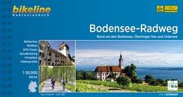 Fietsgids Bodensee - radweg   Bikeline