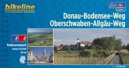 Bikeline Fietsgids Donau - Bodensee- Radweg   Bikeline