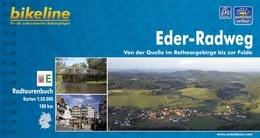 Fietsgids Eder Radweg   Bikeline Esterbauer