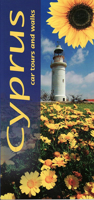 Wandelgids Cyprus   Sunflower   Geoff Daniel