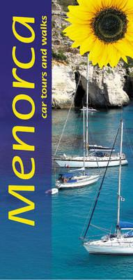 Wandelgids Menorca   Sunflower   Rodney Ansell