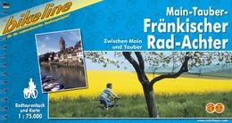 Fietsgids Main-Tauber-Fr�nkischer Rad-Achter   Bikeline