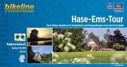 Fietsgids Hase-Ems-Tour   Bikeline