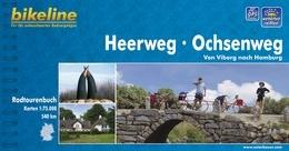 Fietsgids Heerweg - Ochsenweg    Bikeline
