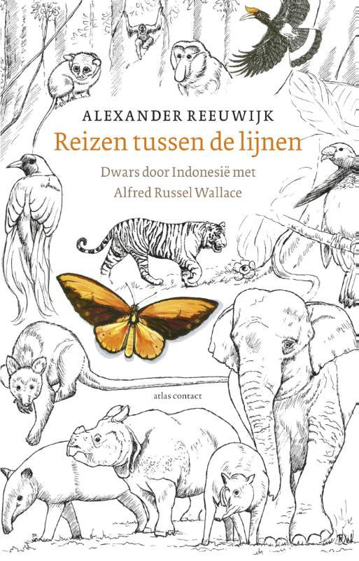 Reizen tussen de lijnen   Alexander van Reeuwijk