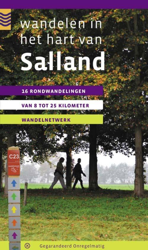 Wandelen in het hart van Salland   Gegarandeerd Onregelmatig