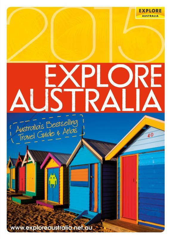 Reisgids Explore Australia 2015 - Australië   Explore Australia