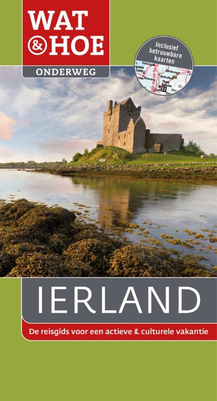 Reisgids Wat en Hoe Ierland   Kosmos