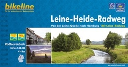 Fietsgids Leine-Heide-Radweg   Bikeline