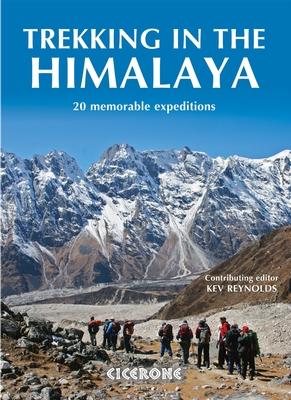 Wandelgids Trekking in the Himalaya   Cicerone