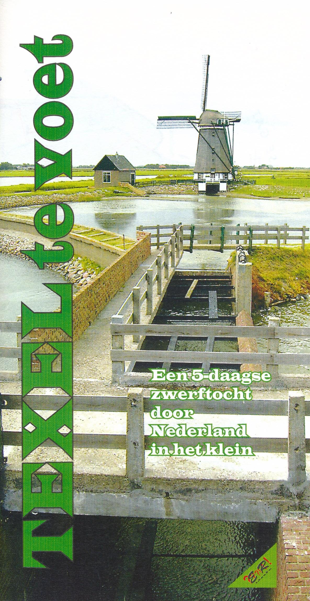 Wandelgids Texel te voet   ERidee�n