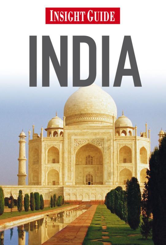 Reisgids Insight Guide India   Cambium