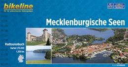 Fietsgids Radatlas Mecklenburgische Seen   Bikeline
